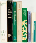 Books:Art & Architecture, [Pre-Raphaelites]. Group of Seven Books. Various publishers and dates. ... (Total: 7 Items)