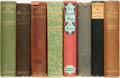 Books:Biography & Memoir, [Biography and Memoir]. Group of Eight Books. Various publishersand dates. ... (Total: 8 Items)