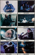 """Movie Posters:Science Fiction, Outland (Warner Brothers, 1981). Lobby Card Set of 8 (11"""" X 14"""").Science Fiction.. ... (Total: 8 Items)"""