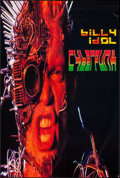 """Movie Posters:Rock and Roll, Billy Idol's Cyberpunk & Other Lot (Chrysalis, 1993). AlbumPosters (48) (24"""""""" X 36""""). Rock and Roll.. ... (Total: 48 Items)"""