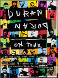 """Movie Posters:Rock and Roll, Duran Duran (Capitol, 1993). Tour Posters (21) (39.75"""" X 53.25"""").Rock and Roll.. ... (Total: 21 Items)"""