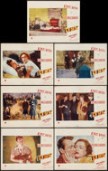 "Movie Posters:War, O.S.S. (Paramount, 1946). Lobby Cards (7) (11"" X 14""). War.. ...(Total: 7 Items)"