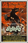 """Movie Posters:Science Fiction, Gorgo (MGM, 1961). One Sheet (27"""" X 41""""). Science Fiction.. ..."""