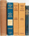 Books:Reference & Bibliography, [Collecting/Collectibles]. Group of Five Books. Various publishersand dates.... (Total: 5 Items)