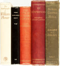Books:Biography & Memoir, [Memoir and Biography]. Group of Five Books. Various publishers anddates. ... (Total: 5 Items)
