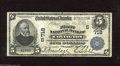 National Bank Notes:Kentucky, Covington, KY - $5 1902 Date Back Fr. 590 The First NB Ch. # 718....