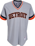 Baseball Collectibles:Uniforms, 2012 Jhonny Peralta Game Worn Detroit Tigers Throwback Uniform & Bat. ...