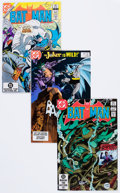 Modern Age (1980-Present):Superhero, Batman Group (DC, 1981-84) Condition: Average NM-.... (Total: 75Comic Books)