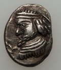 Ancients:Oriental, Ancients: KINGDOM OF PERSIS. Lot of two AR hemidrachms (1st century BC).... (Total: 2 coins)