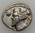 Ancients:Oriental, Ancients: PARTHIAN KINGDOM. Orodes II (57-38 BC). AR drachm (4.08 gm)....