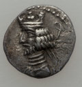 Ancients:Oriental, Ancients: KINGDOM OF PERSIS. Lot of two AR fractions (1st century BC-2nd century AD).... (Total: 2 coins)