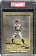 Baseball Cards:Singles (Pre-1930), 1911 M110 Sporting Life Cabinet Ty Cobb PSA Good 2....