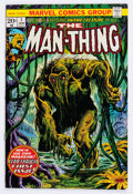 Bronze Age (1970-1979):Horror, Man-Thing #1 (Marvel, 1974) Condition: VF....