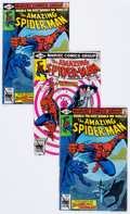 Modern Age (1980-Present):Superhero, The Amazing Spider-Man #200 and 201 Group (Marvel, 1980) Condition:Average NM-.... (Total: 21 Comic Books)
