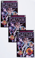 Modern Age (1980-Present):Superhero, Dazzler #1 Group (Marvel, 1981) Condition: Average NM-.... (Total:55 Comic Books)