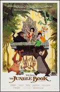 """Movie Posters:Animation, The Jungle Book (Buena Vista, R-1984). One Sheet (27"""" X 41"""").Animation.. ..."""