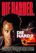 """Movie Posters:Action, Die Hard 2 & Others Lot (20th Century Fox, 1990). One Sheets (5) (27"""" X 40"""" & 27"""" X 41"""") DS & SS, Regular & Advance. Action.... (Total: 5 Items)"""