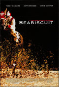 "Movie Posters:Sports, Seabiscuit & Others Lot (Universal, 2003). One Sheets (3) (27"" X 40"") DS. Sports.. ... (Total: 3 Items)"