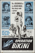 "Movie Posters:War, Operation Bikini & Others Lot (American International, 1963).One Sheets (3) (27"" X 41""). War.. ... (Total: 3 Items)"