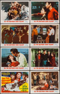 """Movie Posters:Adventure, All the Brothers Were Valiant (MGM, 1953). Lobby Card Set of 8 (11""""X 14""""). Adventure.. ... (Total: 8 Items)"""