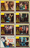 "Movie Posters:Mystery, My Cousin Rachel (20th Century Fox, 1952). Lobby Card Set of 8 (11""X 14""). Mystery.. ... (Total: 8 Items)"