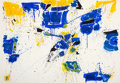 Prints:Contemporary, SAM FRANCIS (American, 1923-1994). The Upper Yellow, 1960.Lithograph in colors. 24-3/4 x 35-5/8 inches (63.0 x 90.4 cm)...