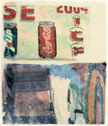 Prints:Contemporary, ROBERT RAUSCHENBERG (American, 1925-2008). L.A. Uncovered#3, 1998. Screenprint in colors. 24-1/2 x 20-3/4 inches (62.2...