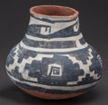 American Indian Art:Pottery, A GILA POLYCHROME JAR. c. 1200 AD...