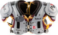Football Collectibles:Uniforms, 2004-07 Sean Taylor Game Worn Washington Redskins Shoulder Pads....