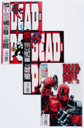 Modern Age (1980-Present):Superhero, Deadpool Group (Marvel, 1993-94) Condition: Average NM.... (Total:26 Comic Books)