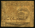 Colonial Notes:Continental Congress Issues, Continental Currency May 10, 1775 $4 Very Fine.. ...