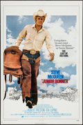 "Movie Posters:Western, Junior Bonner (Cinerama Releasing, 1972). One Sheet (27"" X 41"")Style A. Western.. ..."