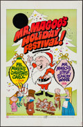 "Movie Posters:Animation, Mr. Magoo's Holiday Festival (United Productions of America, 1970). One Sheet (27"" X 41""). Animation.. ..."