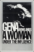 """Movie Posters:Drama, A Woman Under the Influence (Independent, 1974). One Sheet (27"""" X41""""). Drama.. ..."""
