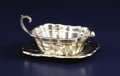 Silver & Vertu:Hollowware, An American Silver Sauce Boat with Tray. Reed and Barton, Taunton, Massachusetts. 1948. Silver. Marks: REED & BARTON, ... (Total: 2 Items)