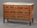 Paintings, An Italian Neoclassical Commode. . 33 x 48 x 21 inches (83.8 x 121.9 x 53.3 cm). ...
