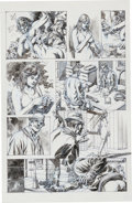 Original Comic Art:Panel Pages, Rudy Nebres Maura #1 Page 40 Original Art (Beserker Comics, 2009). ...