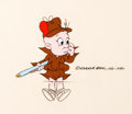 Animation Art:Production Cel, Bugs Bunny Bustin' Out All Over Elmer Fudd Production Cel(Warner Brothers, 1980)....