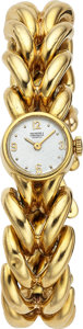 Estate Jewelry:Watches, Vacheron & Constantin Lady's Gold Wristwatch. ...