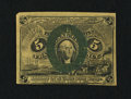 Fractional Currency:Second Issue, Fr. 1232 5¢ Second Issue Fine-Very Fine.. ...