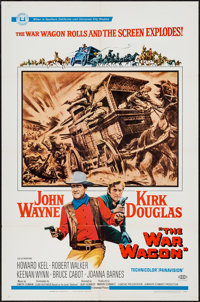 "The War Wagon (Universal, 1967). One Sheet (27"" X 41""). Western"