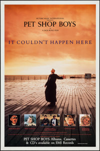 "It Couldn't Happen Here & Other Lot (Movie Visions, 1988). One Sheets (17) (27"" X 41"") & Posters (26)..."