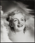 "Movie Posters:Miscellaneous, Marilyn Monroe by Andre de Dienes (1949). Portrait Photo (11"" X13.75""). Miscellaneous.. ..."