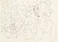 Animation Art:Production Drawing, Aladdin 2: The Return of Jafar Video Release Banner ConceptArt Group (Walt Disney, 1994).... (Total: 3 Items)