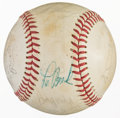 Autographs:Baseballs, 1977 St. Louis Cardinals Team Signed Baseball....