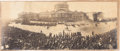Political:Inaugural (1789-present), Theodore Roosevelt: Huge Panoramic Photo of the Inauguration....