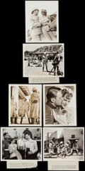 "Movie Posters:Action, Gunga Din (RKO, 1939). Photos (12) (8"" X 10""). Action.. ... (Total:12 Items)"