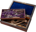 Miscellaneous:Ephemera, Boxed Drafting Tool Kit....