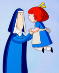 Animation Art:Production Cel, Madeline Production Cel (DIC, 1993)....