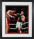 """Boxing Collectibles:Autographs, Circa 2000 Muhammad Ali Signed 16x20"""" Photograph...."""